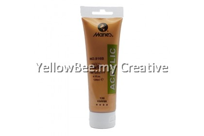 Maries Acrylic Colouring Painting 120ml Tube for Artist Student Craft Painting on Canvas Wood Wall - Color Chart